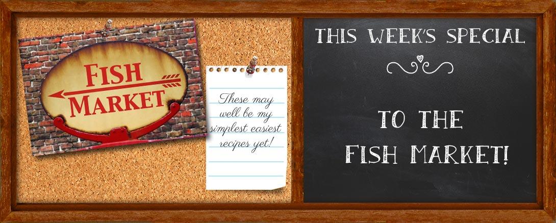 Fish-Market-Blackboard