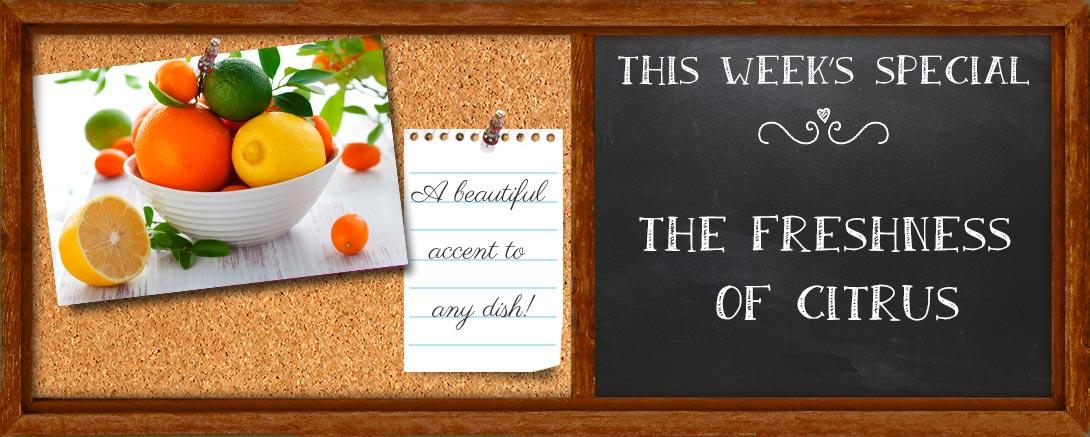 The-Freshness-of-Citrus-Blackboard