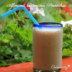 Almond Banana Smoothie