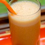 Carrot Banana Almond Smoothie