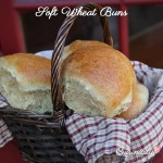 Soft Wheat Buns