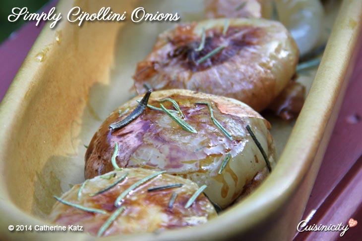 Simply Cipollini Onions