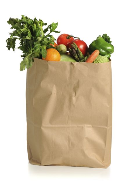 VEGGIES IN BAG MEDIUM