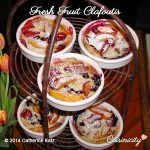 Fresh Fruit Clafoutis