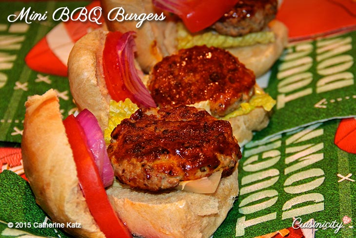 Mini-BBQ-Burgers