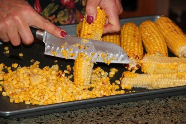 corn kernels medium