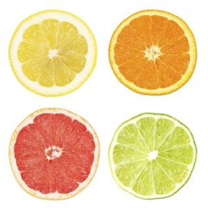 colorful citrus