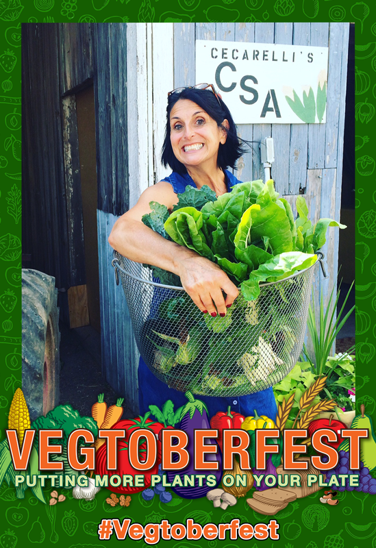 Influencer_CatherineKatz vegtoberfest putting more plants on your plate