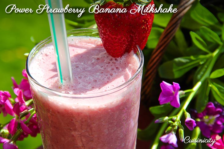 Power-Strawberry-Banana-Milkshake-Recipe-Photo