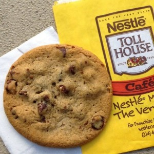 toll house cookie