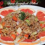 Farro Grapefruit Salad