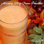Morning Glory Power Smoothie