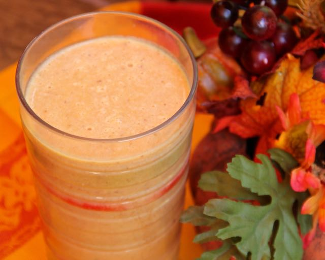 Morning Glory Power Smoothie - Cuisinicity