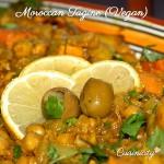 Moroccan Tagine (Vegan)