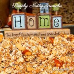 Simply Nutty Granola