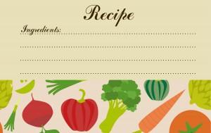 recipe card 3