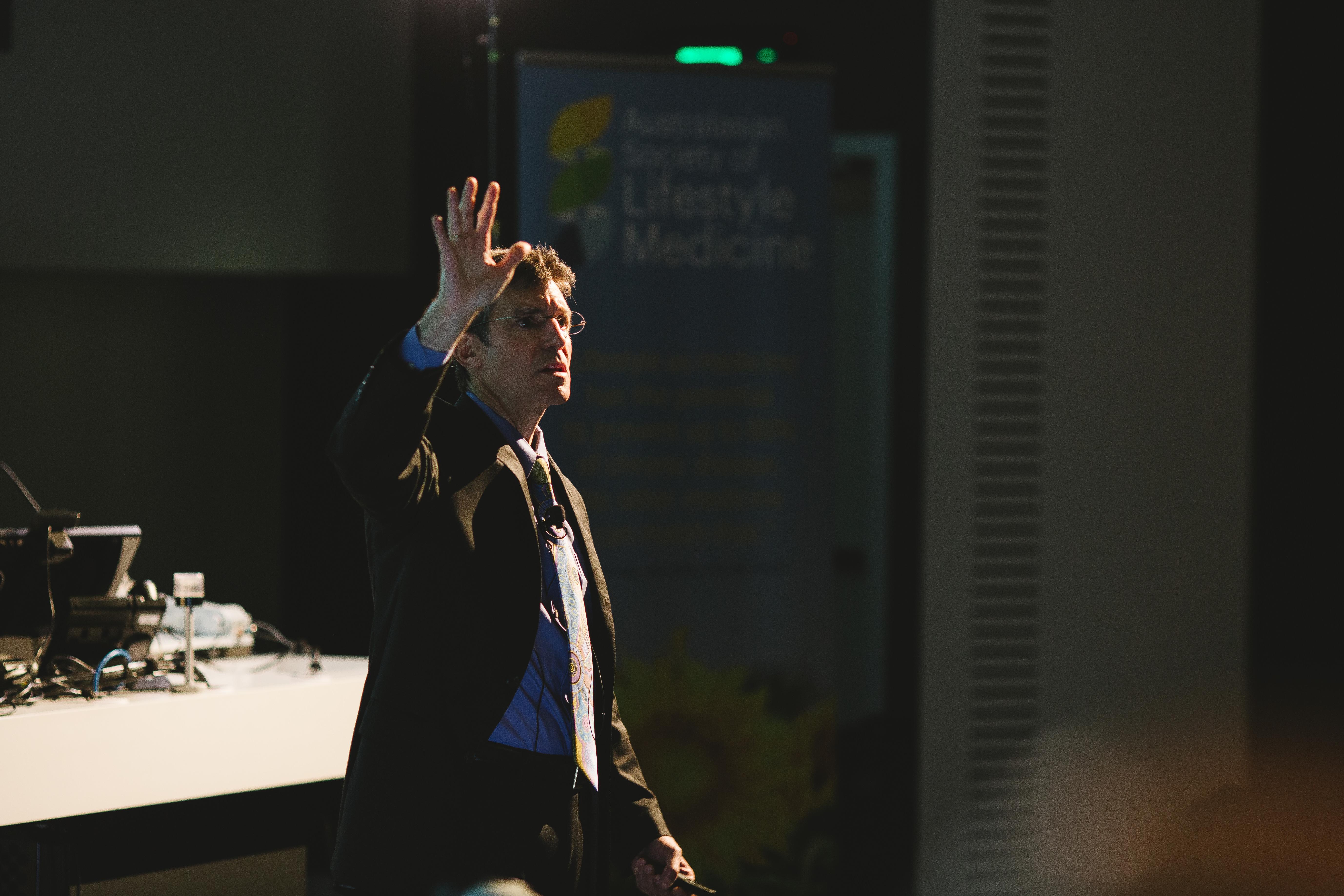 DR DAVID KATZ AUSTRALASIAN LIFESTYLE MEDICINE