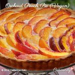 Orchard Peach Pie (Vegan)