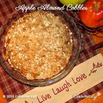 Apple Almond Cobbler