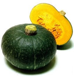Main ingredient of my Kabocha Squash Gratin