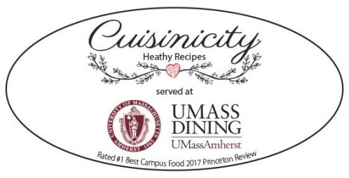 Logo - UMass Dining and Cuisinicity 2016 Guest Chef Catherine Katz