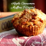 Apple Cinnamon Muffins (Vegan)
