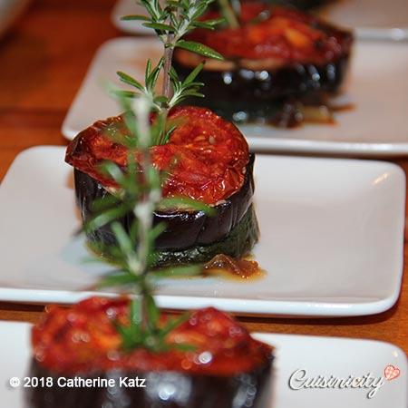 TIAN-PROVENÇAL for Sicily Culinaria trip