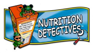 Nutrition Detectives Logo