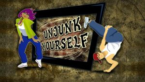 Unjunk Yourself logo