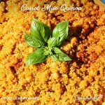 Carrot Miso Quinoa