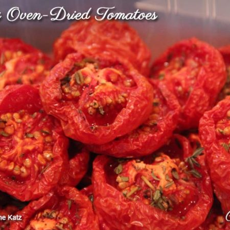Oven-Dried-Tomatoes