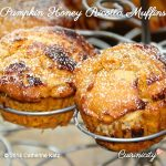 Pumpkin Honey Ricotta Muffins
