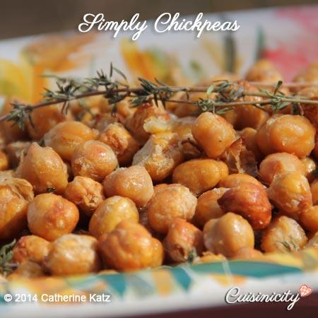 Simply Chickpeas
