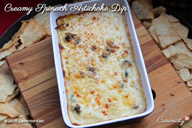 Creamy-Spinach-Artichoke-Dip-Recipe-Photo-2