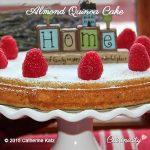 Almond Quinoa Cake