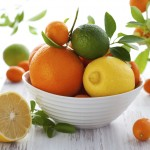 The Freshness of Citrus - Bowl of Citrus Fruit