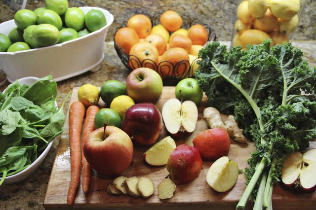 fruit and veggies medium