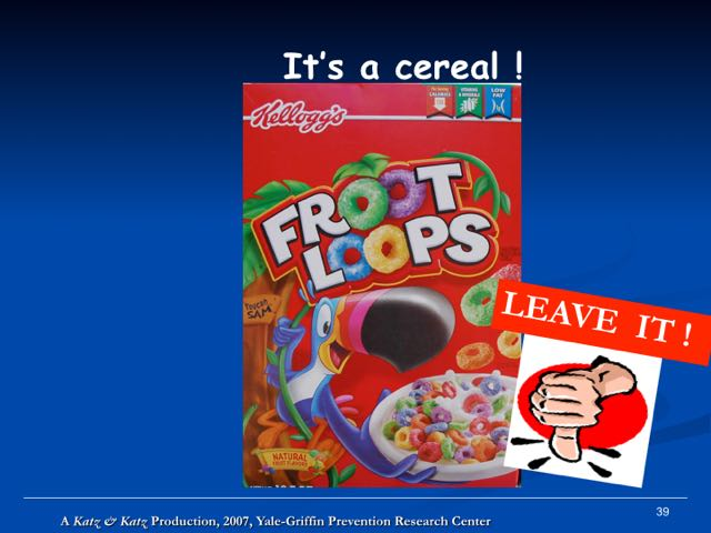 ND FRUIT LOOPS