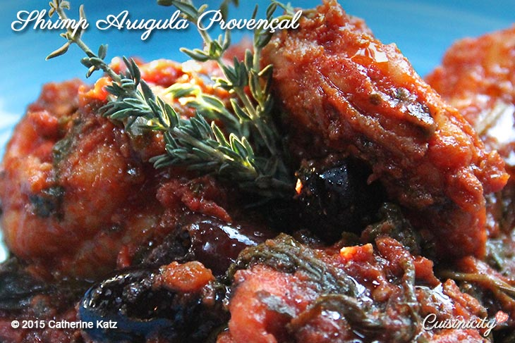 Shrimp-Arugula-Provencal-Recipe