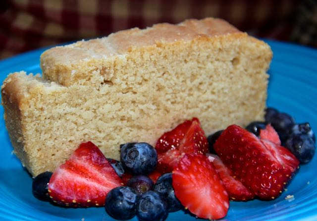VEGAN GENOISE-PLAIN