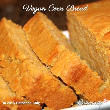Vegan Corn Bread