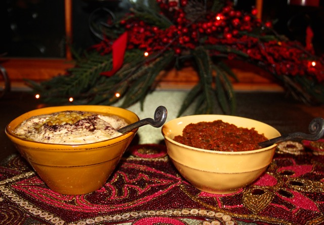 Cuisinicity Renaissance - turkish-christmas-dips