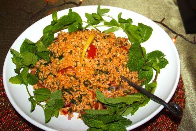 Cuisinicity Renaissance - turkish-christmas-side dish
